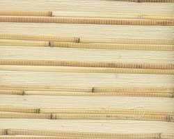 Натуральные обои  Бамбук-Тростник