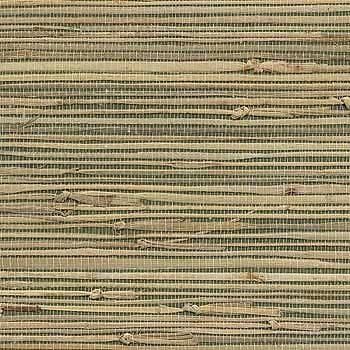 Обои натуральные Трава-Камыш D-3013