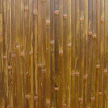 Бамбуковые обои коричневые 200 см