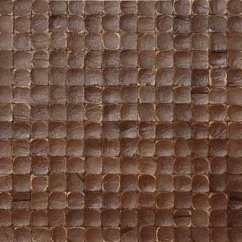 Кокосовая мозаика Шоколад интерно