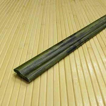 Кромочная планка Зелёная с рисунком фото