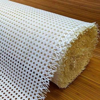 Ротанговая сетка белая фото