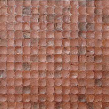 Мозаика кокосовая Какао интерно