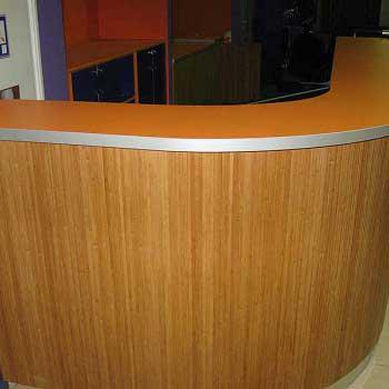 Бамбуковые обои 11 мм 90 см Тон 1