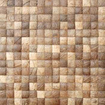 Мозаика кокосовая Латте