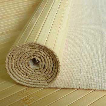 Бамбуковые обои НАТУР 17 мм 90 см