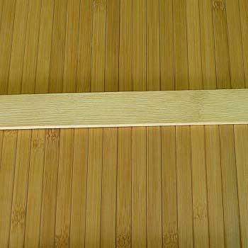 Планка универсальная натуральная бамбук