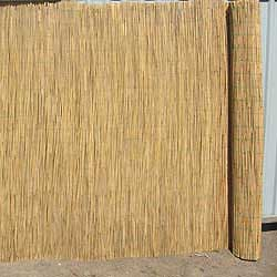 Забор из тростника 140 x 600 см