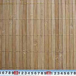Бамбуковые обои с нитью КОФЕ 11 мм 90 см