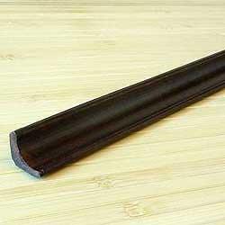 Плинтус из бамбука Венге