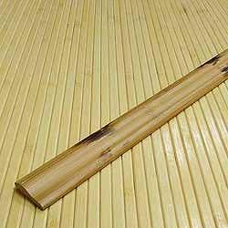 Кромочная планка из бамбука КОФЕ с рисунком