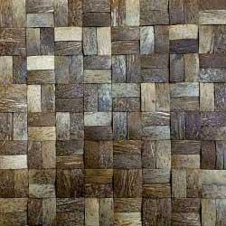 Мозаика кокосовая DTM-001