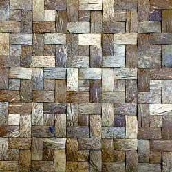 Мозаика кокосовая DTM-002