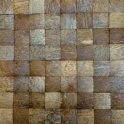 Мозаика кокосовая DTM-003
