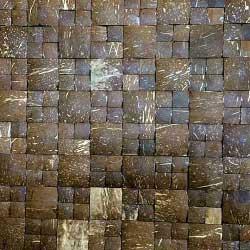 Мозаика кокосовая DTM-005