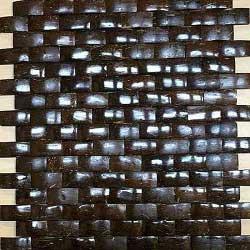 Мозаика кокосовая DTM-006