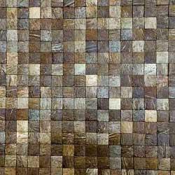 Мозаика кокосовая DTM-008
