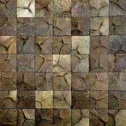 Мозаика кокосовая DTM-009