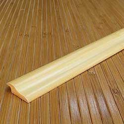 Кромочная планка из бамбука натуральная