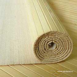 Бамбуковые обои НАТУР 17 мм 200 см