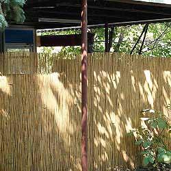 Забор из тростника 140 x 300 см