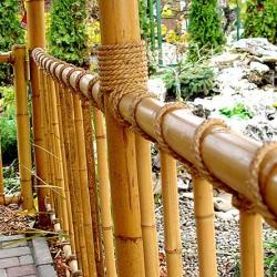 Натуральные бамбук и канаты