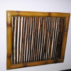 Декоративное оформление бамбуком