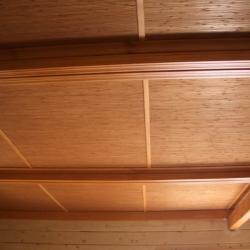Бамбуковые обои в интерьере